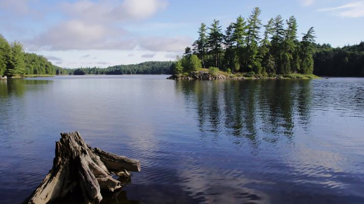 Algonquin 2015 - Ragged Lake